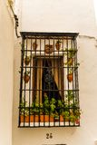 La Frontera - Spagna di Vejer de Fotografie Stock