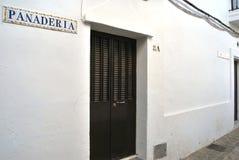 La Frontera - Spain de Vejer de Fotografia de Stock Royalty Free