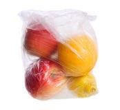 La frutta imballata fotografia stock
