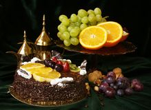 La frutta-parte Immagine Stock