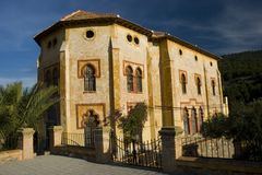 La Fuensanta sanctuary Royalty Free Stock Photos