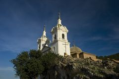La Fuensanta sanctuary Stock Photography