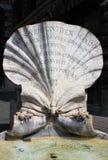 La fuente de la abeja en el cuadrado de Barberini Fotografía de archivo libre de regalías