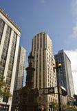 La fuente de Lotta en San Francisco céntrico Imagen de archivo libre de regalías