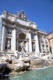 La fuente del Trevi. Roma (Roma), Italia Fotografía de archivo libre de regalías