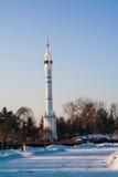 La fusée de transporteur Images stock