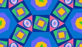 La géométrie Photo libre de droits