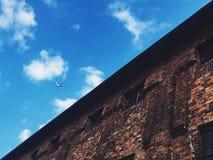 La géométrie d'Airplene Photo libre de droits