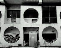 La géométrie dans l'architecture Photographie stock