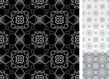 La géométrie de gris de papier peint Photo stock