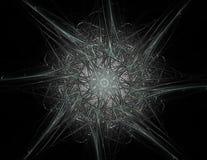 La géométrie de la série de l'espace Contexte visuellement attrayant fait en c illustration de vecteur