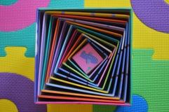 La géométrie domestique Photographie stock libre de droits