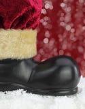La gaine de Santa Photos libres de droits