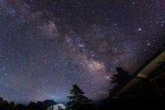 La galassia fotografia stock libera da diritti