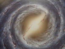 La galassia a spirale immagini stock libere da diritti