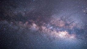 La galaxie de manière laiteuse Photos stock