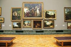 La galería de arte imagen de archivo libre de regalías