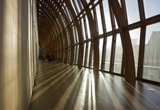 La galería de arte del edificio de Ontario Imagen de archivo libre de regalías