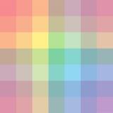 La gama de colores de colores Imagenes de archivo