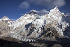 La gama de Himalaya imagenes de archivo