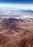 La gamma di Baba Mountain del Hindu Kush fra Kabul e Kand Fotografia Stock