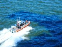 La garde côtière Boat photographie stock libre de droits