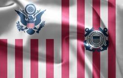 La garde côtière des Etats-Unis Images libres de droits