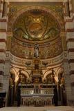 La Garde, Marseille de Notre Dame De Photographie stock