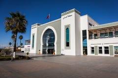La gare ferroviaire de Fez Photos stock