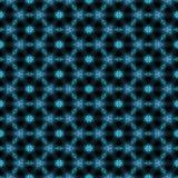 La gelée transparente bleue abstraite comme la texture a rendu sans couture Photo stock