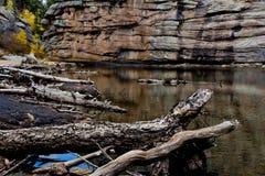 La gema ocultada: Gem Lake fotografía de archivo libre de regalías