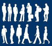 La gente Immagini Stock