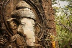 A la gente adora a Lord Ganesha Fotos de archivo libres de regalías