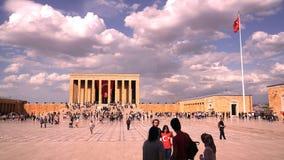 La gente celebra la commemorazione del 19 maggio Fotografie Stock