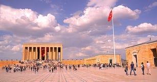 La gente celebra la conmemoración del 19 de mayo Imágenes de archivo libres de regalías