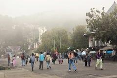 Shimla, il Ridge fotografia stock libera da diritti