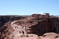 Punto di Eagle del Grand Canyon Fotografia Stock Libera da Diritti