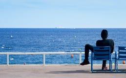 Sedie Blu Nizza : Immagini di riserva di sedie blu caratteristiche promenade des