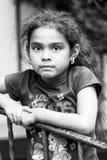 La gente a CITTÀ DEL GUATEMALA, GUATEMALA Fotografie Stock Libere da Diritti