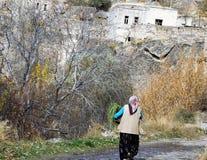 La gente dall'Anatolia Fotografia Stock Libera da Diritti