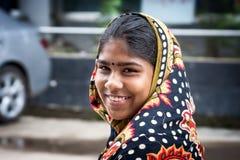 La gente del Bangladesh Fotografie Stock