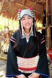La gente del Chiang Mai Hilltribe Fotografia Stock Libera da Diritti