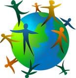 La gente del mondo Immagini Stock Libere da Diritti
