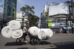 La gente del Vietnam Immagine Stock