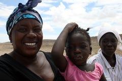La gente dell'Africa Immagine Stock Libera da Diritti