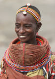 La gente dell'Africa Fotografia Stock
