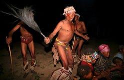 La gente dell'Africa Immagini Stock
