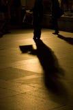 La gente dell'ombra Fotografia Stock