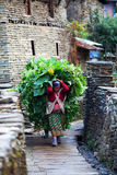 La gente di Gurung, Nepal Immagini Stock Libere da Diritti