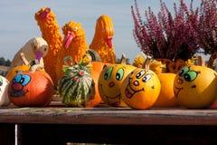 La gente di Halloween Immagine Stock Libera da Diritti